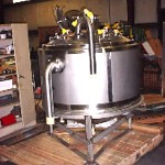Jacketed Tanks Under 500 Gallons