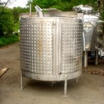 Jacketed Tanks Over 500 Gallons